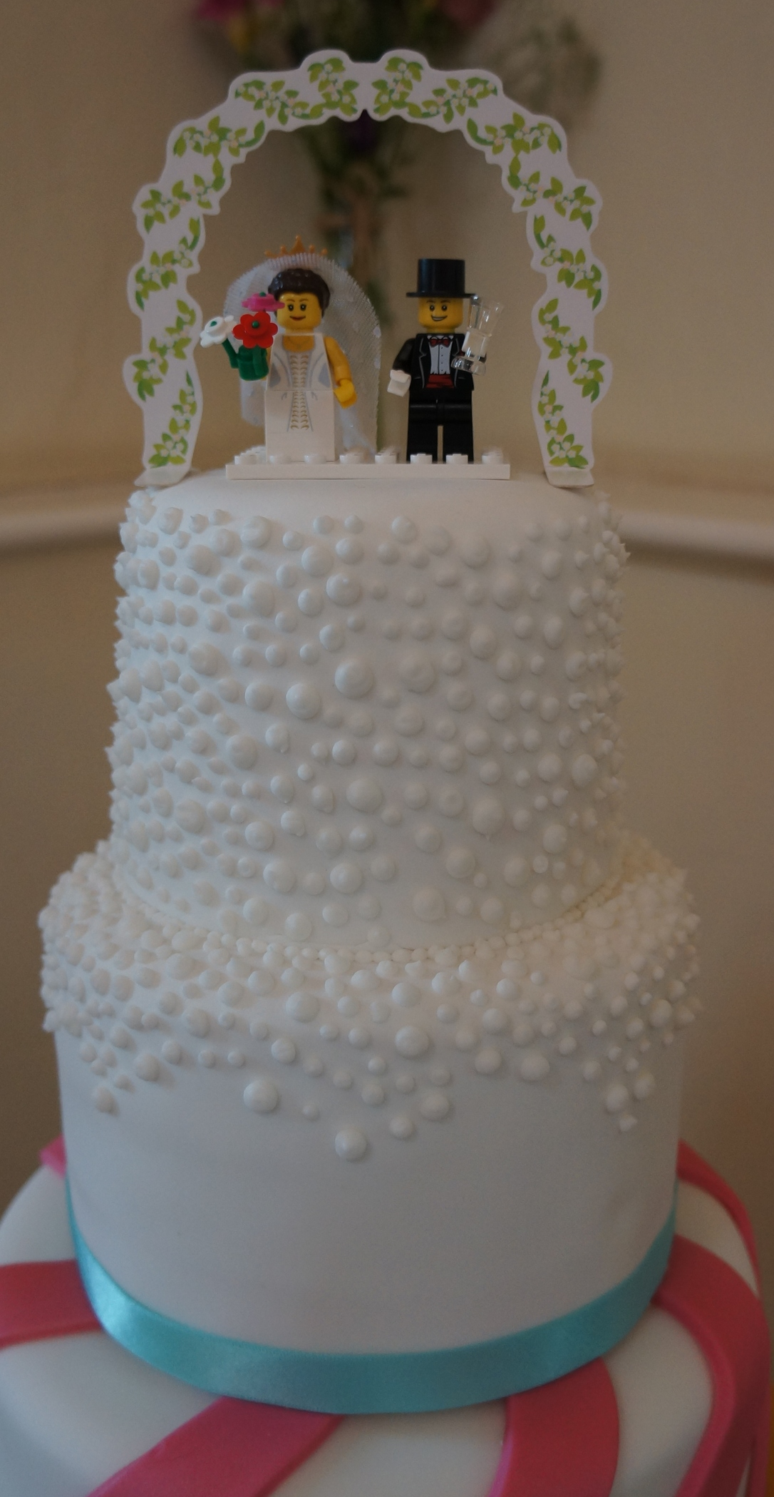 wedding cake delivery charges lego topper wedding cake coppice cakes 22428